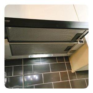 한샘 주방후드 슬라이딩후드HSH-S601BL 환풍기 힛트몰