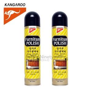 무료배송 캉가루 가구광택제-420ml 2개/클리너/코팅