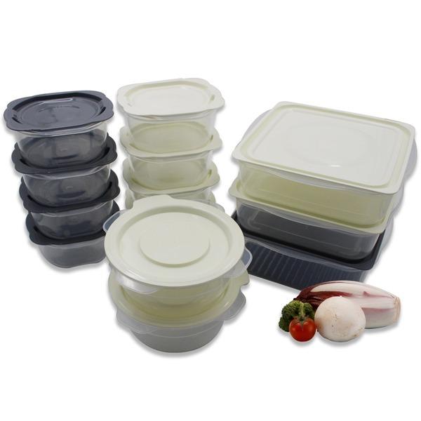 맛쿡 디럭스 전자렌지용기 13세트 모음전/냉동밥보관