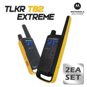 모토로라 고성능 생활무전기 TLKR-T82 익스트림