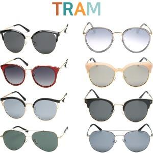 트램 편광 미러 선글라스 착용감이좋은 40종 남여공용