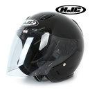 홍진 HJC 오픈페이스 오토바이 헬멧 CH-5 메탈 블랙