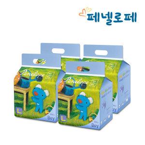 씬씬씬 팬티기저귀 대형 28매 4팩 (남아용)