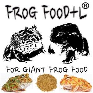 FROG FOOD-L50g 양서류 팩맨 청개구리 사료 먹이 밥