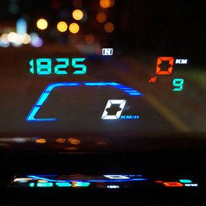 Q7 HUD GPS 헤드업 디스플레이 차량용 계기판 표시