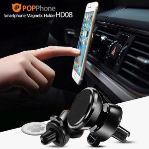 차량용거치대 송풍구 마그네틱 스마트폰 휴대폰거치대
