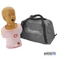 기도폐쇄마네킹-어린이버전(하임리히법연습) CPR모형
