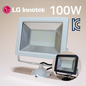 시그마 LED 미니 노출 투광기 100W LG칩사용 외관등