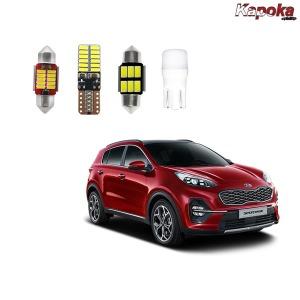 + 스포티지더볼드 LED 실내등 / 번호판등 트렁크등