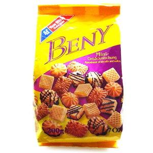 Beny 베니 미니 비스킷 200g/독일 수입 과자 비스켓
