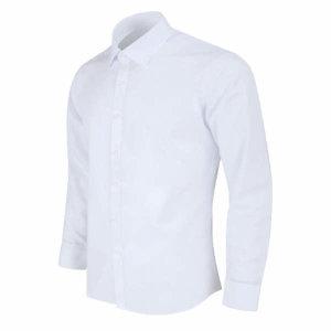(현대Hmall) 밀라노바  슬림 화이트 기본셔츠