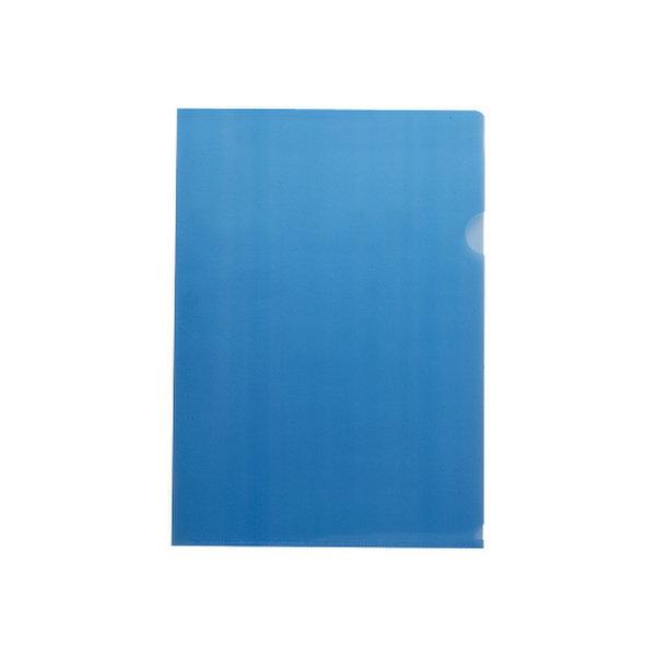 투명홀더(10개팩/청색/OfficeDEPOT)