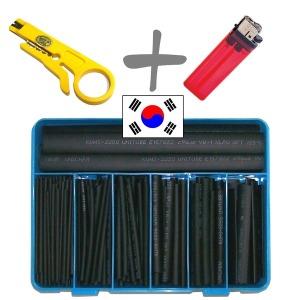 국산 케이스 수축 튜브-압축 전기 납땜 인두기 용품