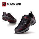블랙야크 YAK-43 밸크로 안전화 작업화 안전용품