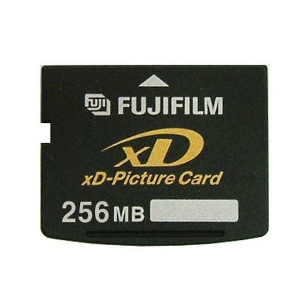 후지XD 메모리카드 256MB 수집품