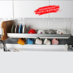 홈-갤러리 씽크선반 800 식기건조대 주방선반