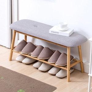 도담 원목 벤치 의자 식탁의자 신발정리대 스툴