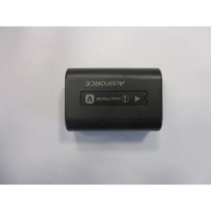 소니정품 NP-FV50 배터리