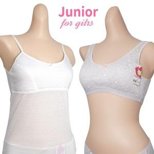 국산 주니어런닝브라 스포츠브라 1.2 단계 쥬니어속옷