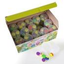 색동공기 1갑(30개입)/색동 공기알 공기놀이 공기