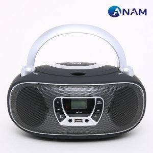 PA-320 CD플레이어 5가지EQ모드 MP3 FM라디오 USB단자