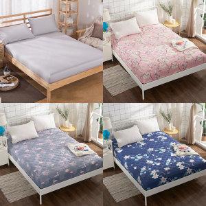 침대 매트리스커버 누빔커버 침대커버 120X200 SS Q K