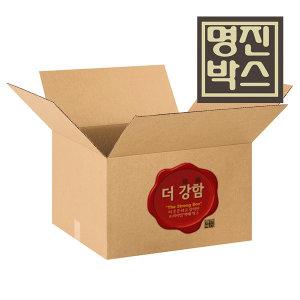 명진박스 더 강함 프리미엄박스 10+1행사 택배박스