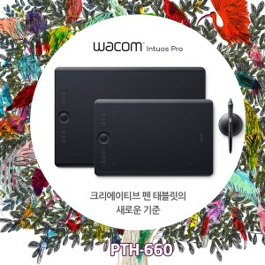 와콤 인튜어스 프로 PTH-660 CH