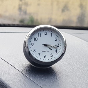 미니 아날로그시계 캐릭터 차량용 자동차용 가정용YKM