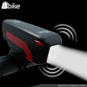자전거벨 HJ599 CREE T6 라이트 전자벨(350 루멘) --