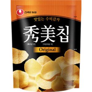 (현대Hmall)농심 수미칩 오리지널 85g x 12봉