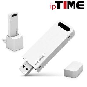 IPTIME A3000U USB 무선랜카드 5GHz지원 867Mbps 무선