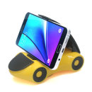 집게형 차량용 핸드폰 휴대폰 스마트폰 거치대 옐로우