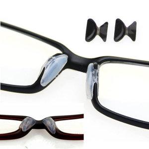 안경코받침 안경테 코패드 뿔테 선글라스 실리콘