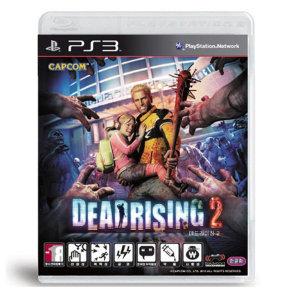 PS3 데드라이징2 한글판 새제품 /우체국택배 출고