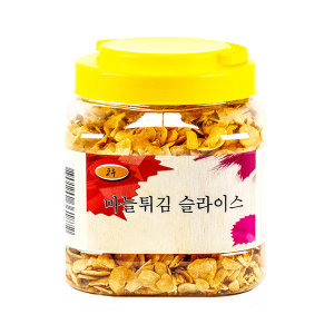 코우 마늘 튀김 슬라이스 500g 마늘칩 갈릭 후레이크