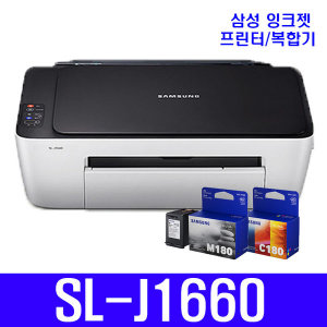 삼성 SL-J1660 잉크젯 프린터 복합기 가정용 추천