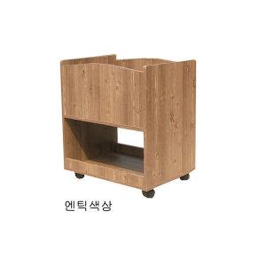 sy가구 이동식잡지함/수납함 책장 장난감보관함