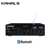KANALS 카페매장 상업용 160W 2채널 미니앰프 MF-50B2
