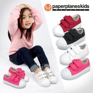 페이퍼플레인키즈  PK7724 아동 운동화 아동화 어린이 남아 여아 유아 주니어 슈즈 신발 브랜드 찍찍이...