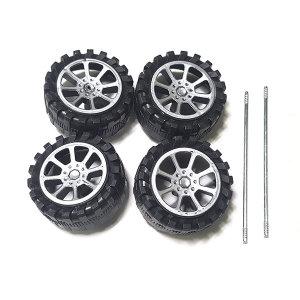 자동차 바퀴 대/장난감 차 타이어 바퀴세트 만들기