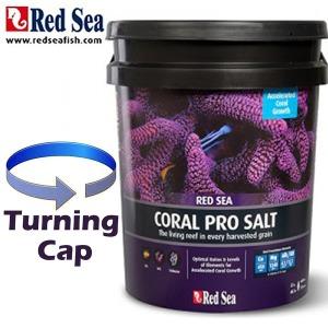 레드씨 코랄프로 해수염 22kg /해염 해수어 산호 소금
