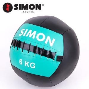 (사이먼스포츠) 월매드볼(6kg)//유산소/근력/스트레칭