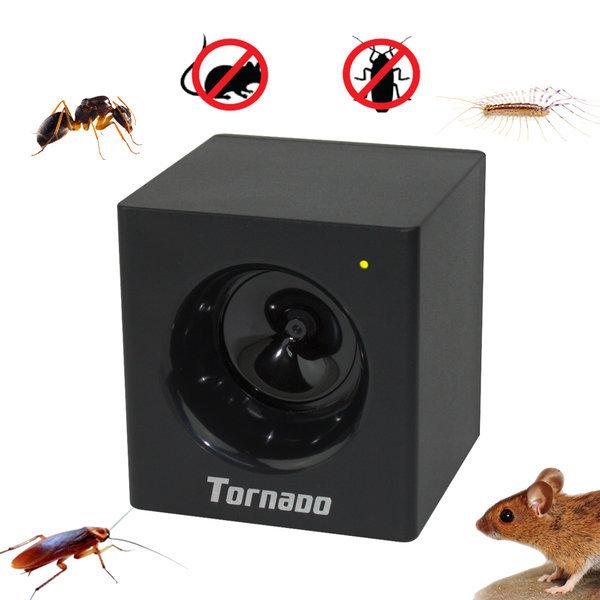 초음파 해충 퇴치기 바퀴벌레 개미 쥐 좀벌레 그리마