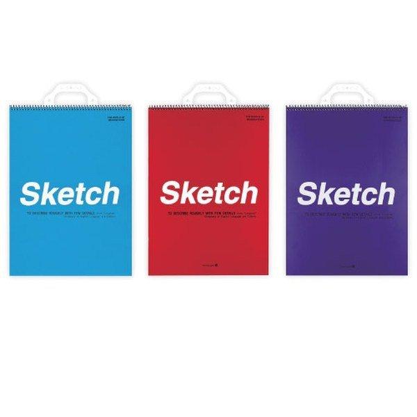 전문가용 스케치북(6000/4절)