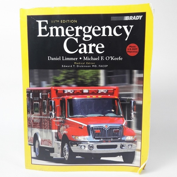 영문도서  Emergency Care Paperback 11th PCK