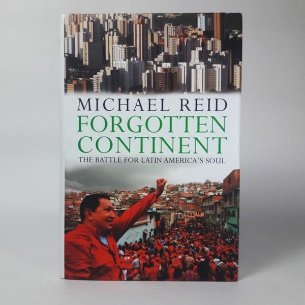 영문도서  Forgotten Continent (hardcover)