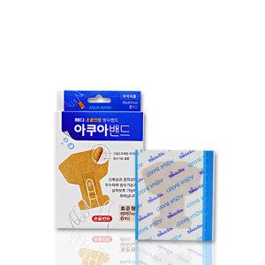 아쿠아밴드 손끝밴드 방수밴드 대일밴드 표준형6매 1개