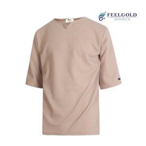 필골드 총알 브이트임 7부 티셔츠 MD784