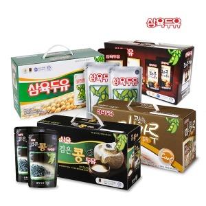 미숫가루파우치 두유 190ml 30팩 외 5종 택1 건강음료